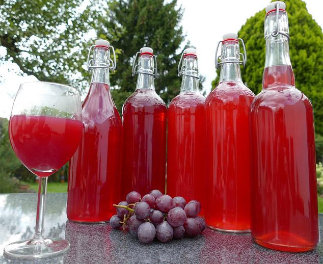6 полезных свойств виноградного сока. Почему нужно пить виноградный сок 2