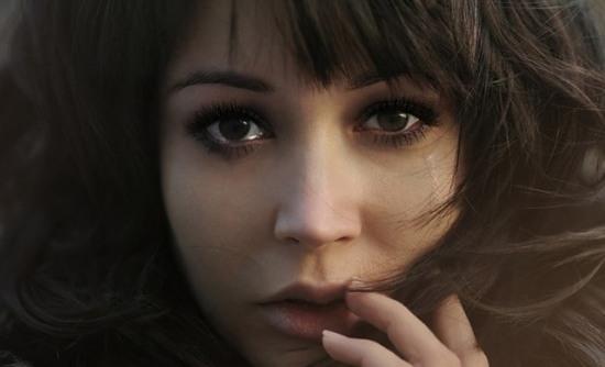 Девушка плачет - картинки. Грустные картинки плачущих девушек 3