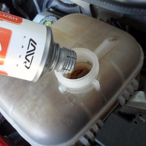 Как промыть систему охлаждения двигателя своими руками - инструкция 1