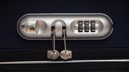 Как установить код на замке чемодана - подробная инструкция 1