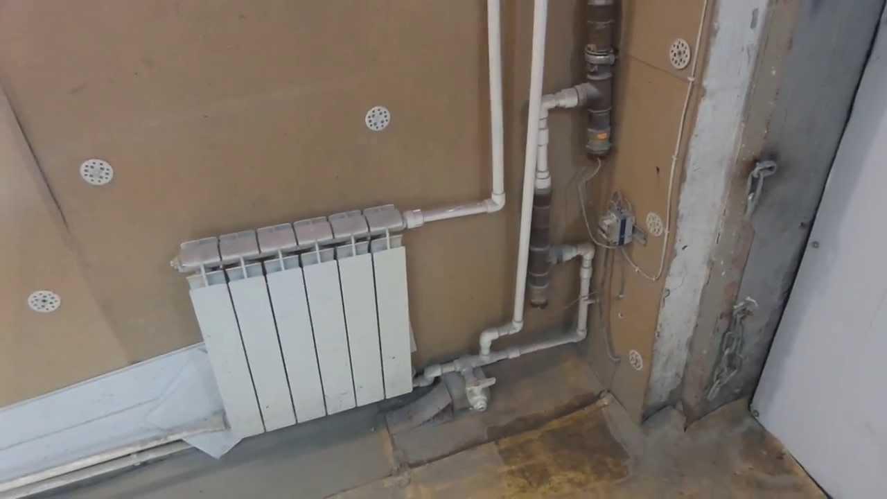 Как устроить отопление гаража своими руками - эффективные советы 4