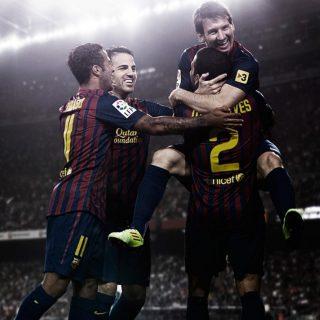 Картинки Барселоны футбола - самые прикольные и красивые 13