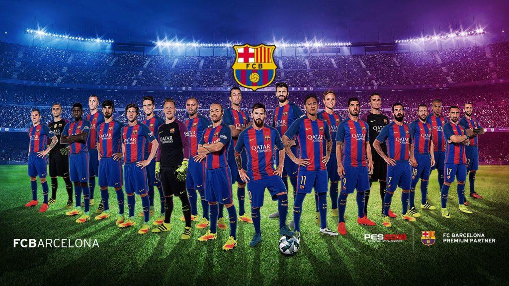 Картинки Барселоны футбола - самые прикольные и красивые 15