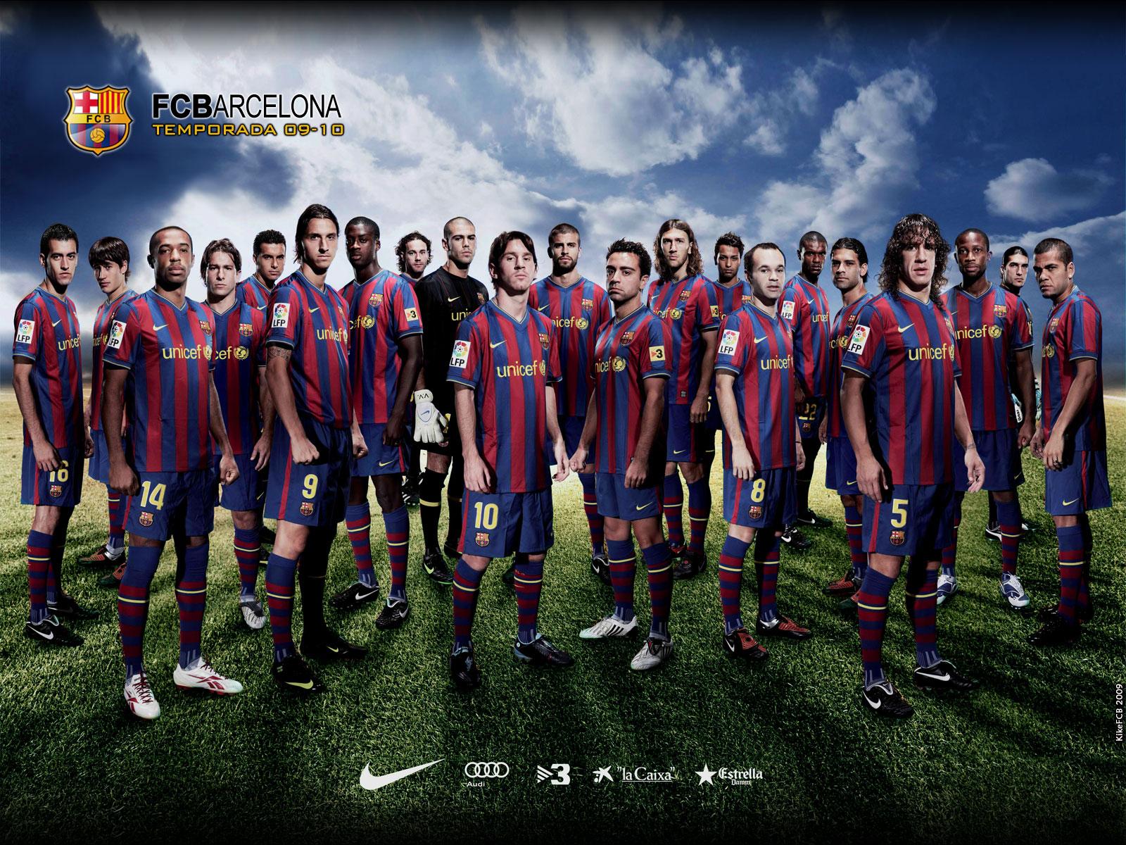 Картинки Барселоны футбола - самые прикольные и красивые 3