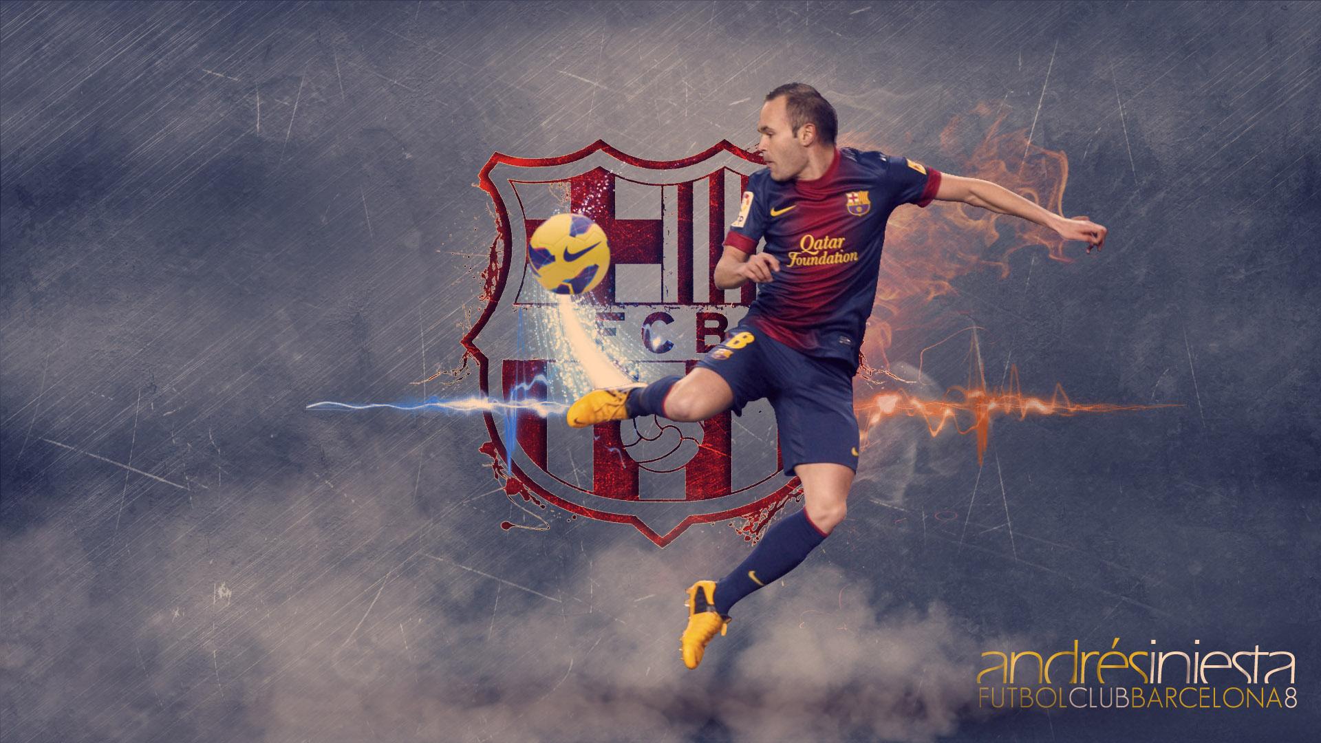 Картинки Барселоны футбола - самые прикольные и красивые 7