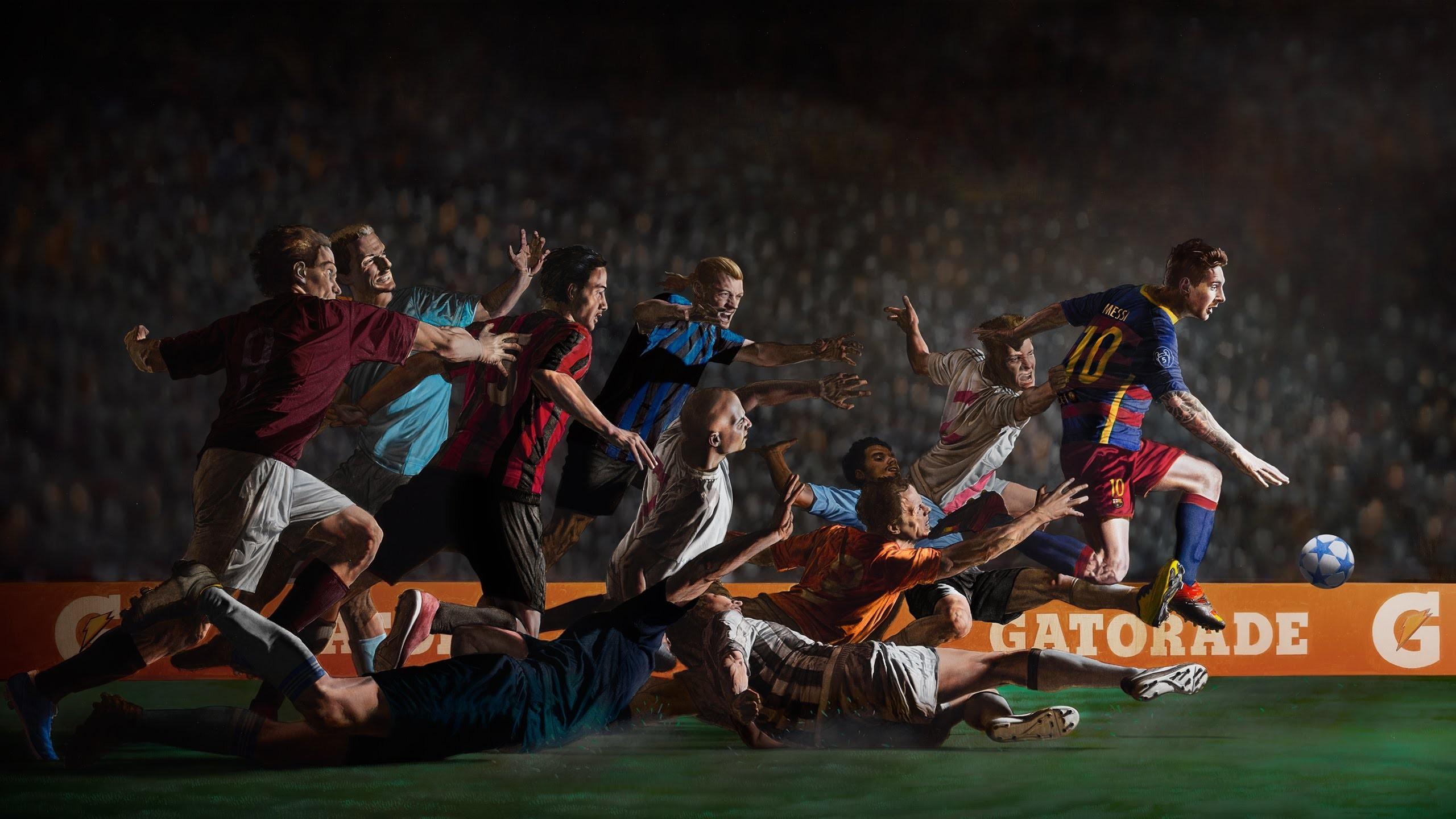 Картинки Барселоны футбола - самые прикольные и красивые 9