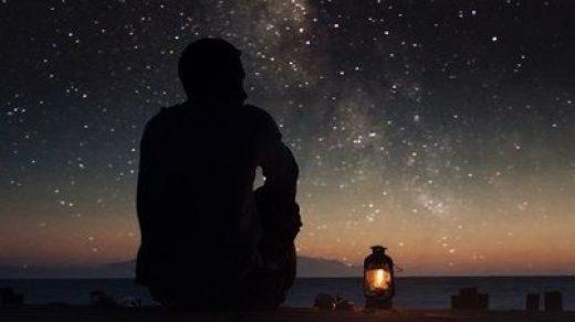 Классные картинки на аву звездное небо, яркие звезды - подборка 13