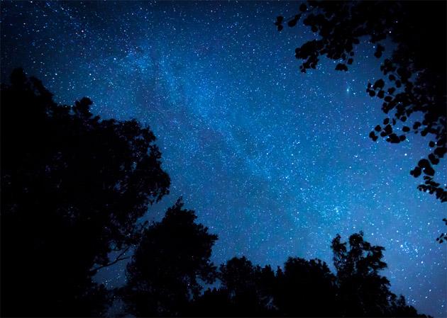 Классные картинки на аву звездное небо, яркие звезды - подборка 3