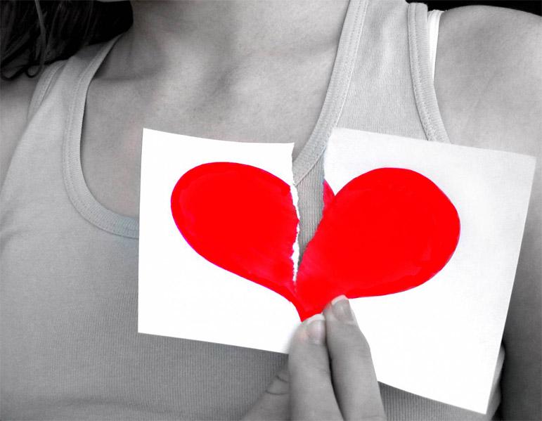 Красивые и интересные картинки со смыслом про разбитое сердце 1