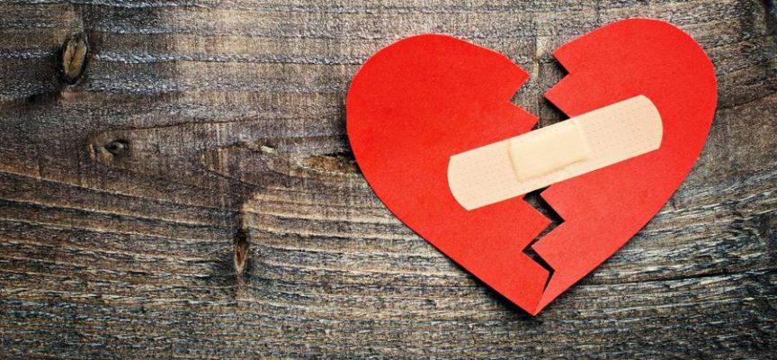 Красивые и интересные картинки со смыслом про разбитое сердце 7