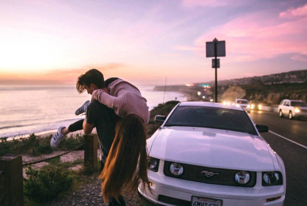Красивые и милые картинки, фото на аву пары или влюбленные люди 4