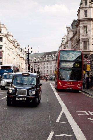 Красивые и невероятные картинки для телефона Лондон на заставу 14
