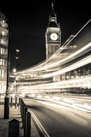 Красивые и невероятные картинки для телефона Лондон на заставу 16