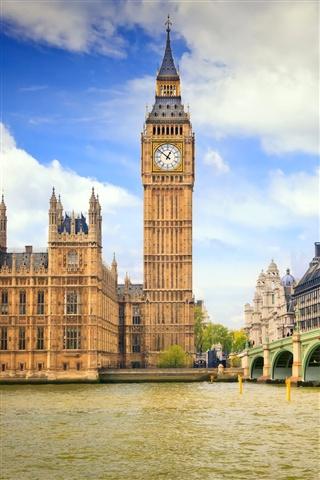 Красивые и невероятные картинки для телефона Лондон на заставу 4