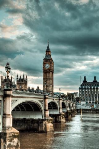 Красивые и невероятные картинки для телефона Лондон на заставу 5