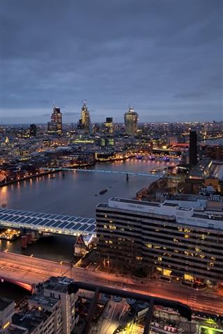 Красивые и невероятные картинки для телефона Лондон на заставу 6