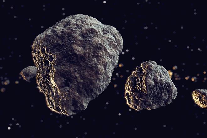 Красивые и необычные картинки, арты астероидов. Картинки Астероиды 10