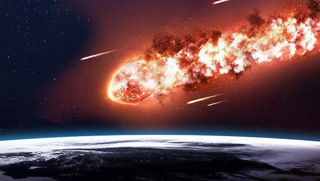 Красивые и необычные картинки, арты астероидов. Картинки Астероиды 14