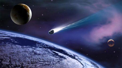 Красивые и необычные картинки, арты астероидов. Картинки Астероиды 15