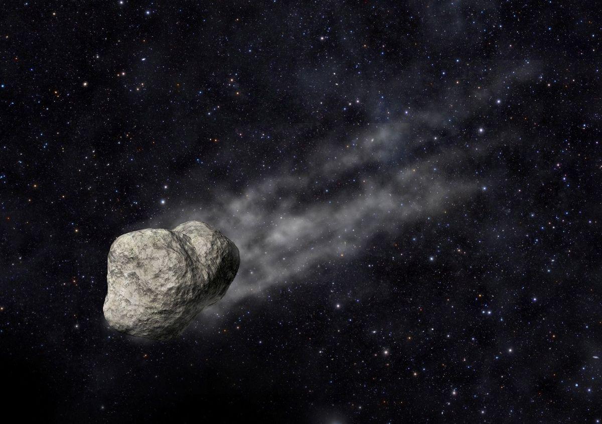Красивые и необычные картинки, арты астероидов. Картинки Астероиды 5