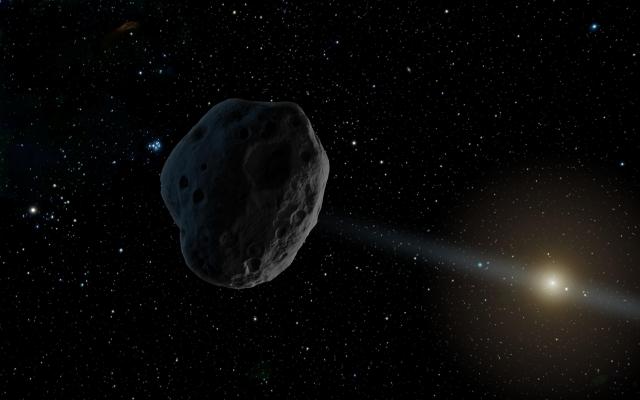 Красивые и необычные картинки, арты астероидов. Картинки Астероиды 6