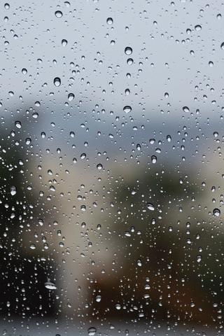 Красивые и необычные картинки на телефон Дождь - подборка 1