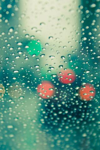 Красивые и необычные картинки на телефон Дождь - подборка 13