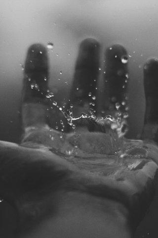 Красивые и необычные картинки на телефон Дождь - подборка 15