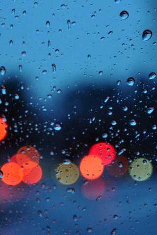 Красивые и необычные картинки на телефон Дождь - подборка 16