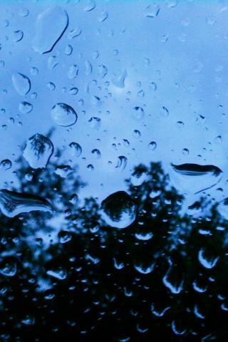 Красивые и необычные картинки на телефон Дождь - подборка 6