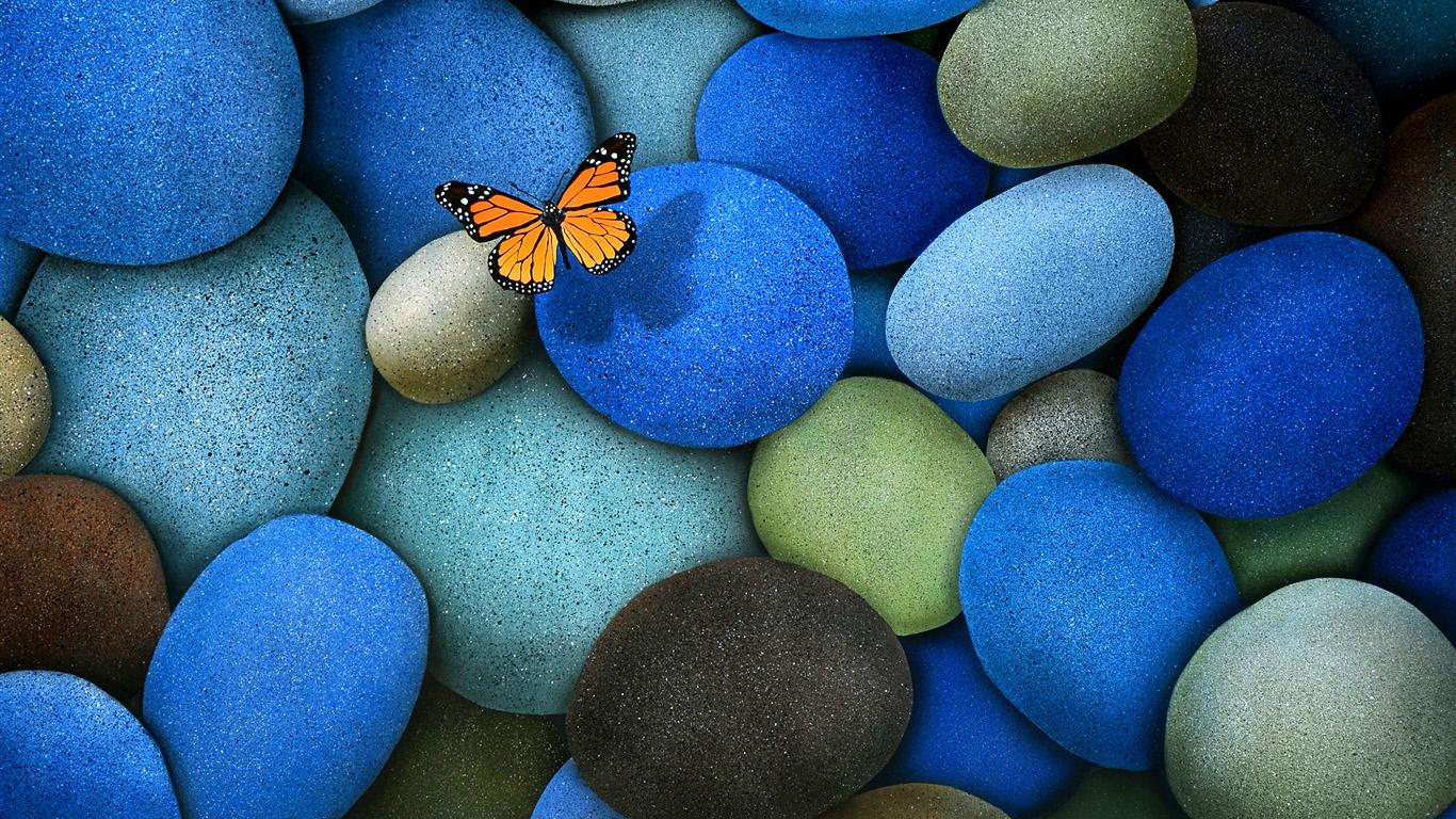 Красивые картинки и обои на рабочий стол Бабочки, Мотыльки 13