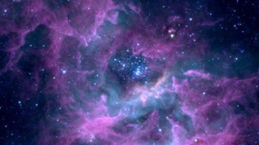 Красивые картинки космоса для заставки телефона - подборка 2018 6