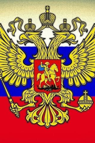 Красивые картинки, обои на телефон Герб России на заставку - сборка 12