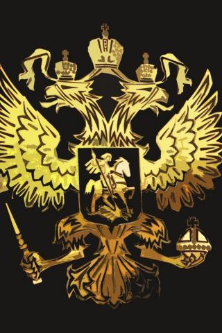 Красивые картинки, обои на телефон Герб России на заставку - сборка 7