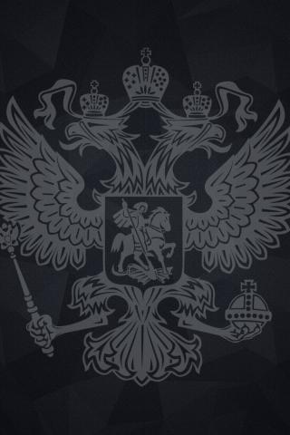 Красивые картинки, обои на телефон Герб России на заставку - сборка 8