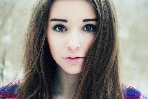 Милые и красивые девушки 18 лет - удивительная подборка №33 11