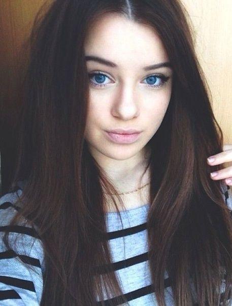 Милые и красивые девушки 18 лет - удивительная подборка №33 8
