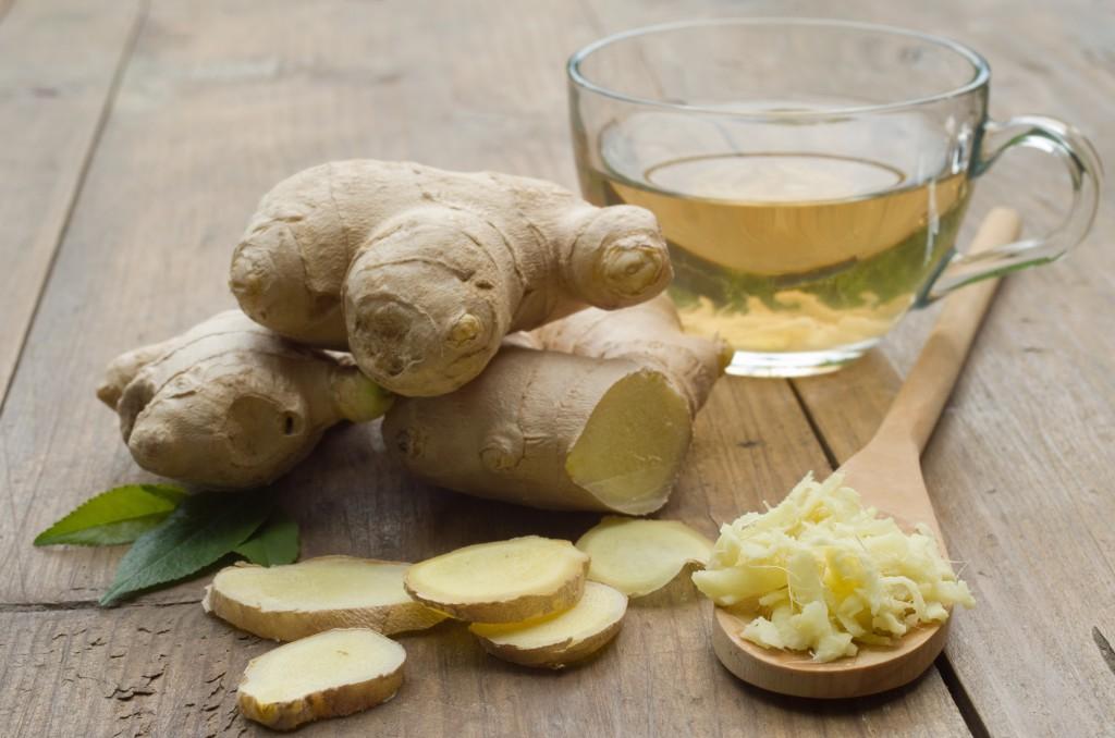 Настой с имбирём для лечения кашля в домашних условиях - 4 рецепта 1