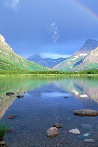 Невероятные и красивые пейзажи картинки на заставку телефона 9