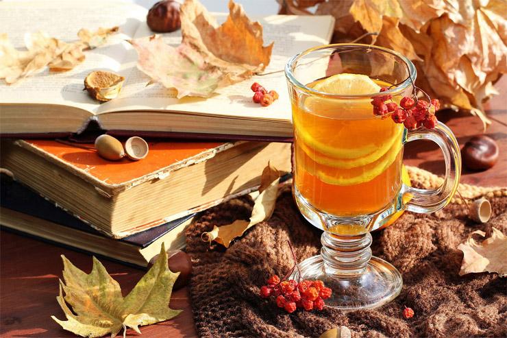 Осеннее утро, утро осенью - красивые и невероятные картинки 11