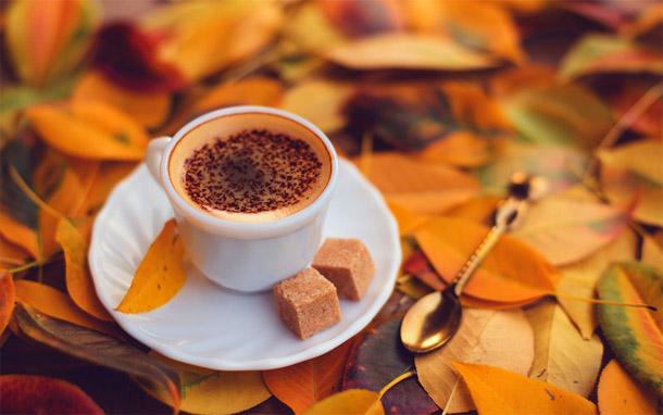 Осеннее утро, утро осенью - красивые и невероятные картинки 4