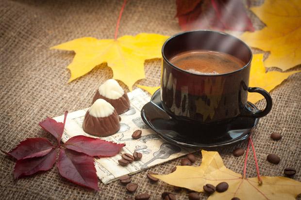 Осеннее утро, утро осенью - красивые и невероятные картинки 5