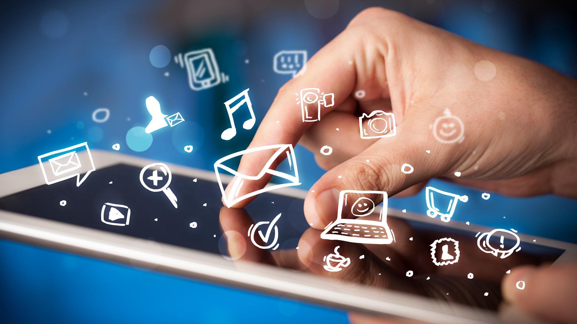 Отличные обои на тему Технологии для рабочего стола - сборка №3 4