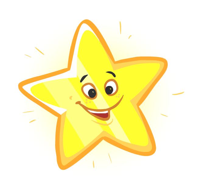 Прикольные и простые картинки для срисовки Звезда, Звезды - сборка 13