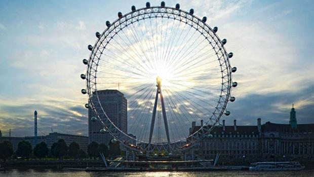 Топ-10 интересных фактов о Лондонском глазе (London Eye) 2