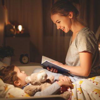 Топ-10 сказок детям на ночь. Какие сказки прочитать ребенку ночью 1