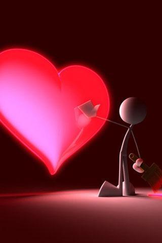 Фото и картинки на телефон на заставку про любовь и чувства - подборка 18