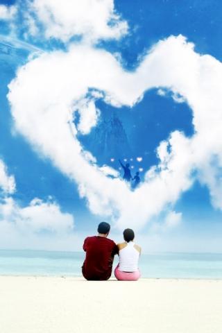 Фото и картинки на телефон на заставку про любовь и чувства - подборка 9