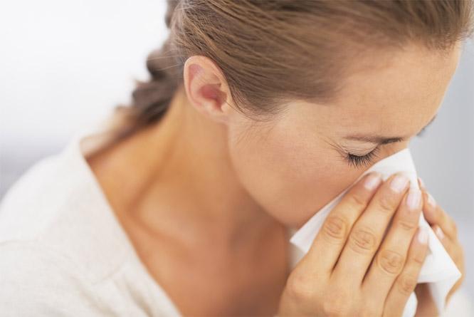 Частый насморк — это не всегда вина инфекции. Причины насморка 2
