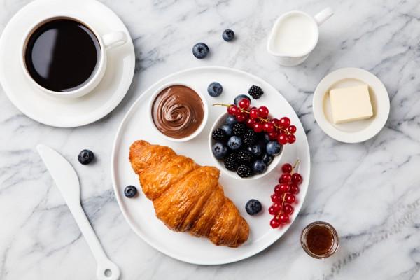 Завтрак очень красивые и аппетитные картинки, фотографии - сборка 10